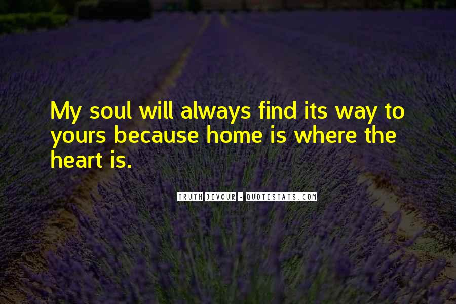 Love Will Find The Way Quotes #400947