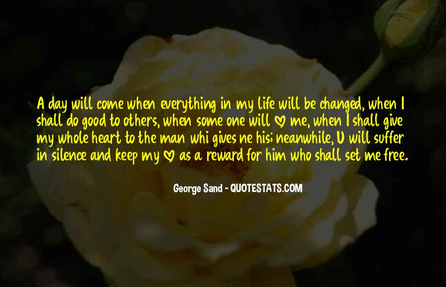Love Will Set You Free Quotes #1238189