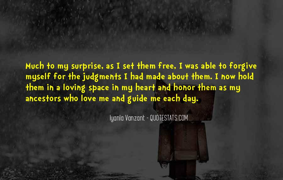 Love Will Set You Free Quotes #70455