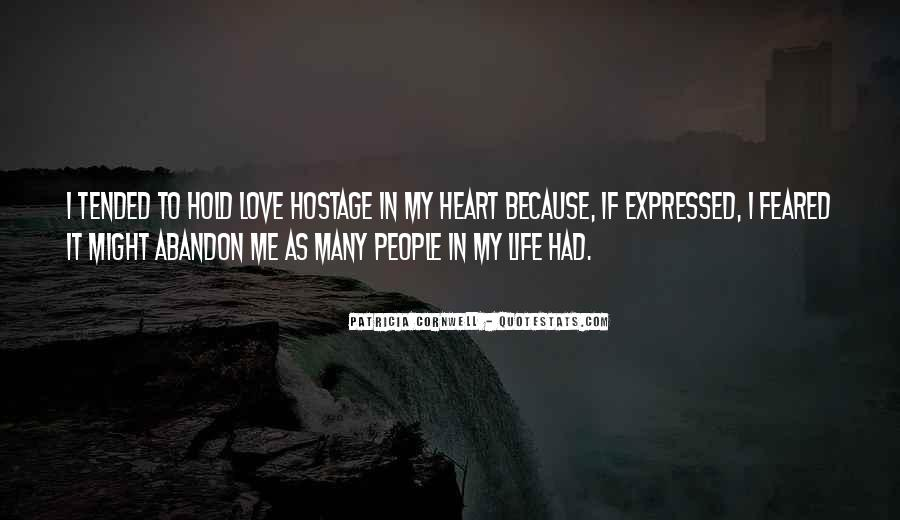 Love With Abandon Quotes #1064795