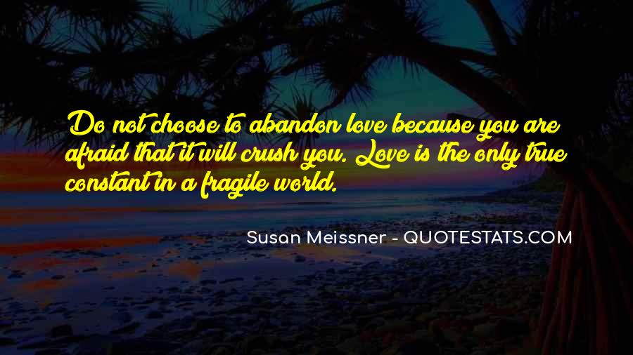 Love With Abandon Quotes #122552