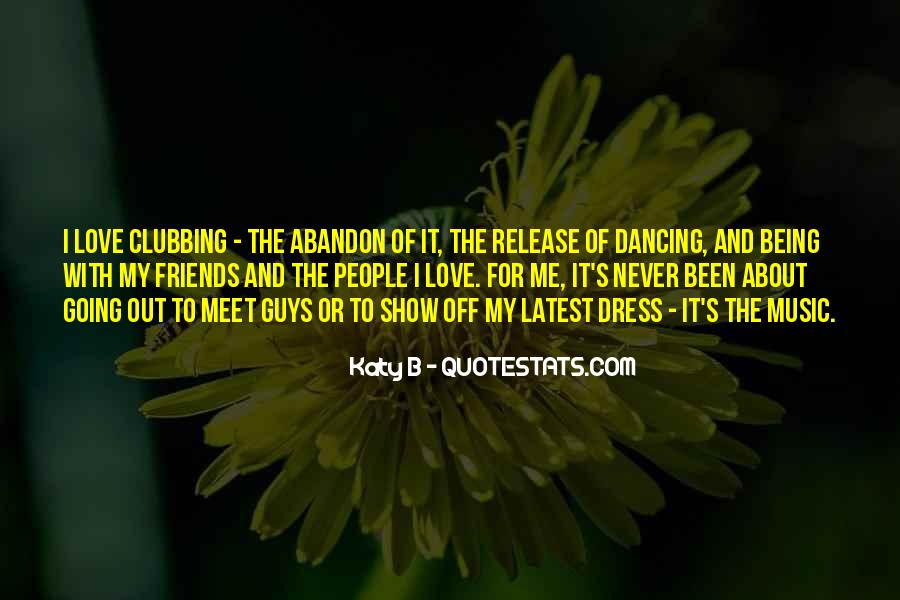 Love With Abandon Quotes #1388718