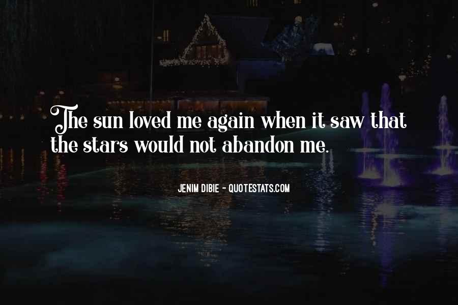 Love With Abandon Quotes #1580631