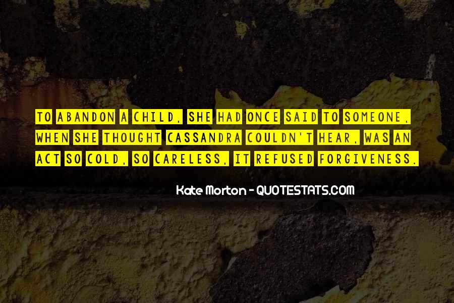 Love With Abandon Quotes #1791224