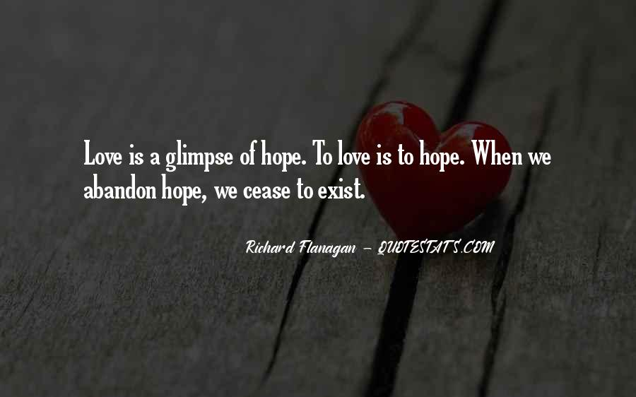 Love With Abandon Quotes #543495