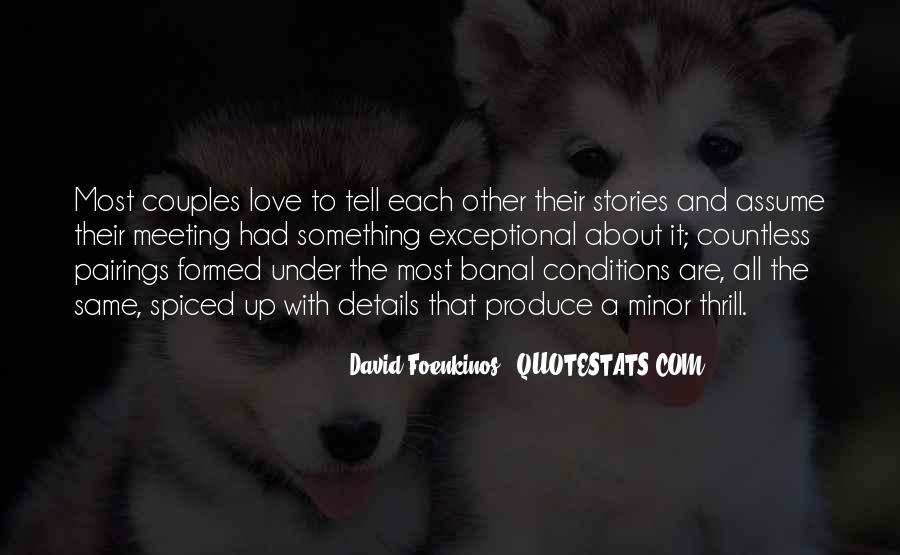 Love With Conditions Quotes #1345014