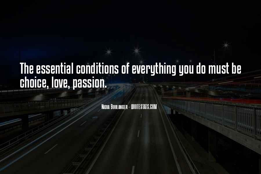 Love With Conditions Quotes #172710