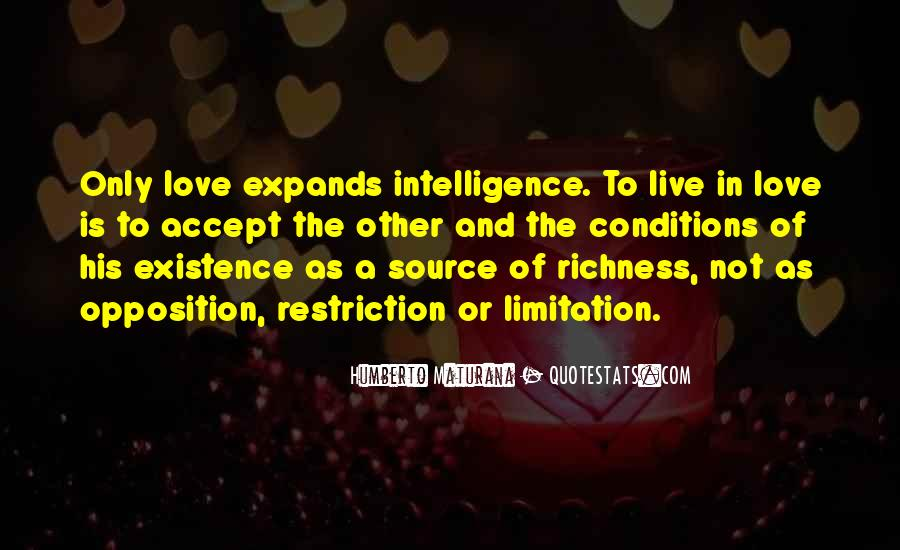 Love With Conditions Quotes #440167