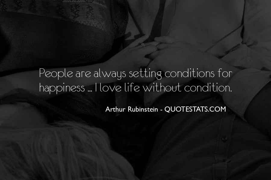 Love With Conditions Quotes #484258