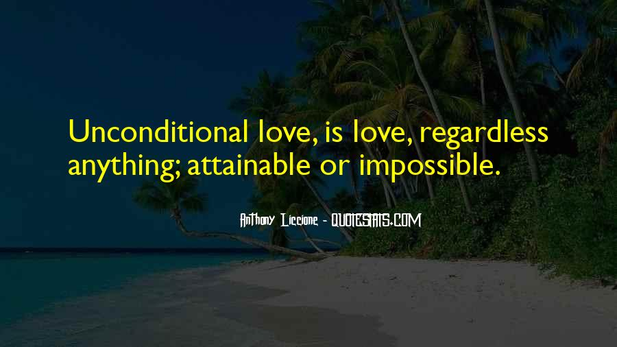 Love With Conditions Quotes #561407