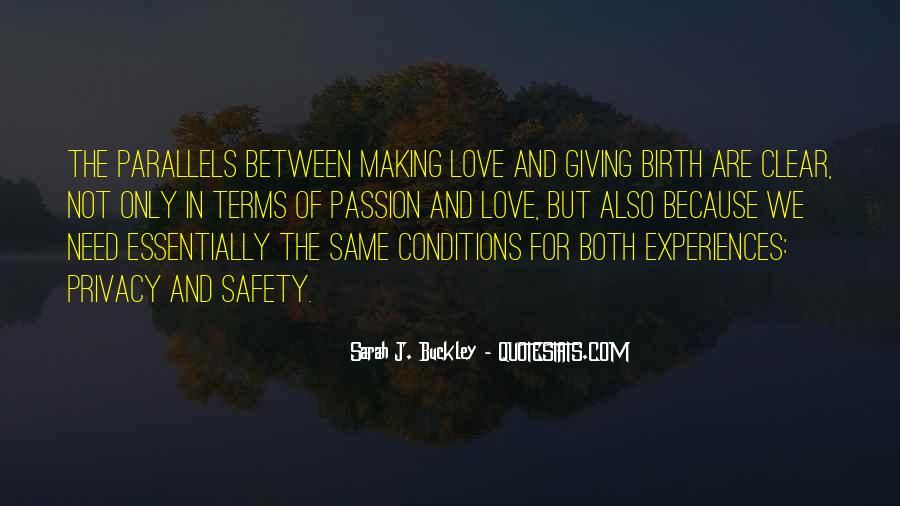 Love With Conditions Quotes #79047