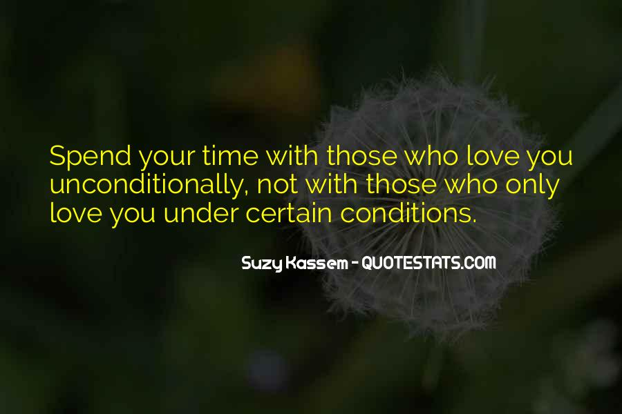 Love With Conditions Quotes #799473