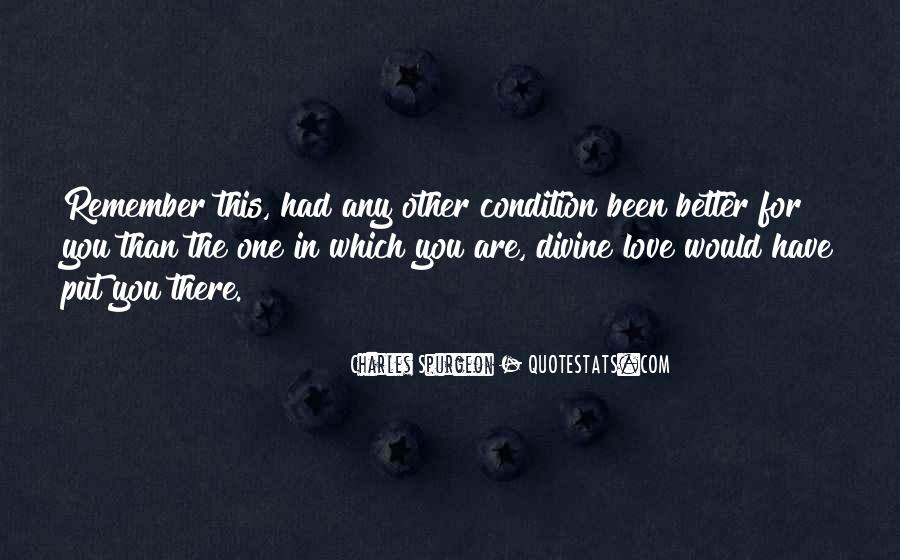 Love With Conditions Quotes #85300