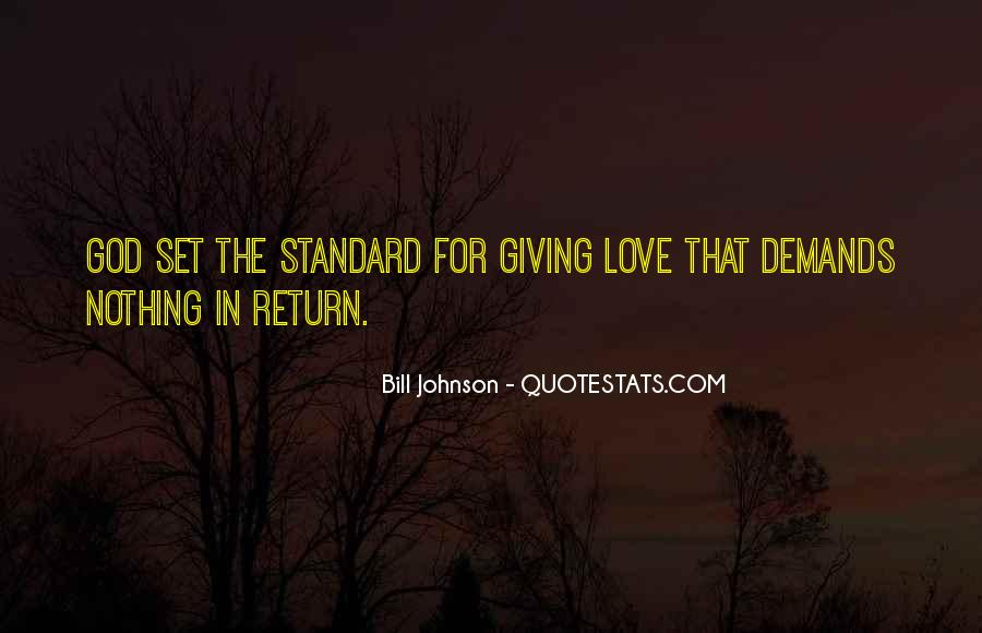 Love Without Demand Quotes #15678