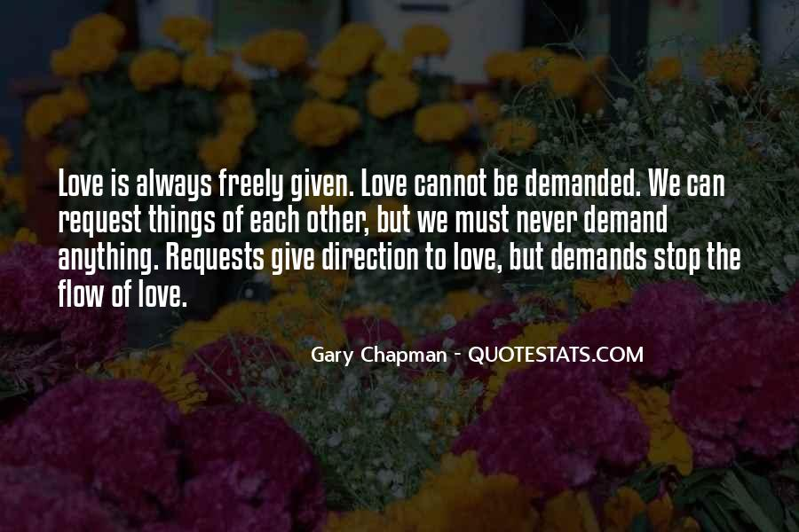 Love Without Demand Quotes #272351