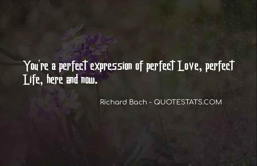 Love Without Expression Quotes #6853