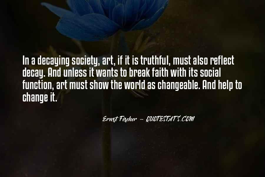 Quotes About Decaying Society #245151