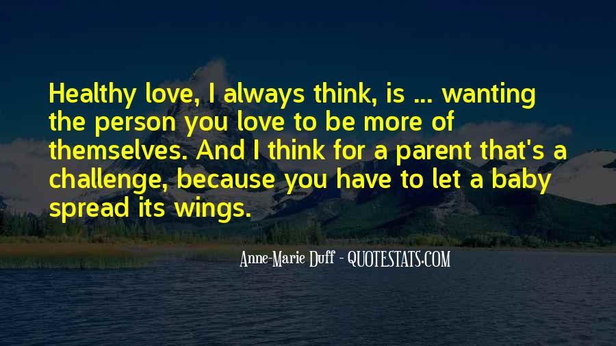 Love You Always Baby Quotes #289232