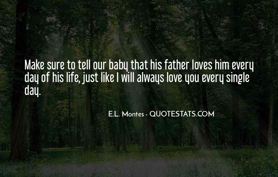 Love You Always Baby Quotes #736175