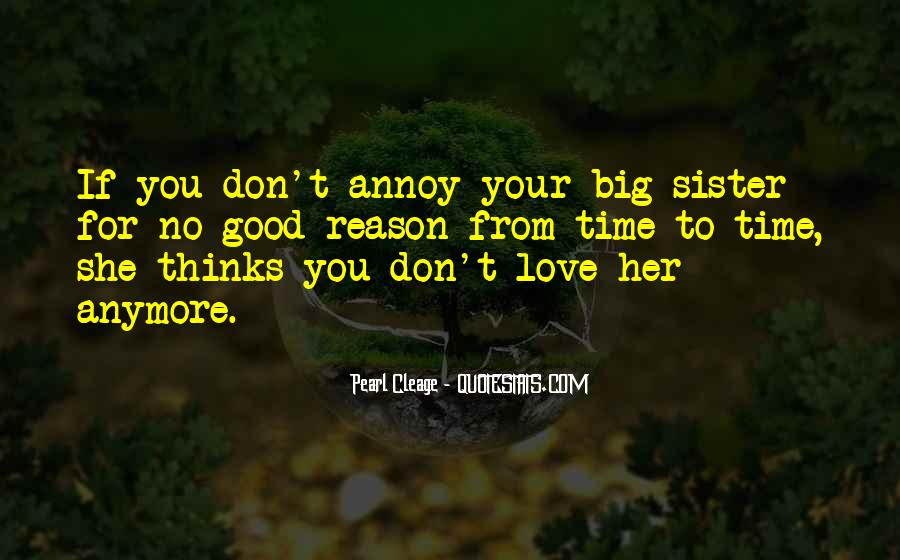Top 13 Love You Big Sister Quotes: Famous Quotes & Sayings ...