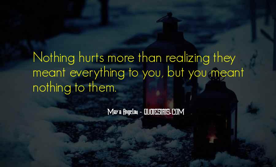 Love You But Hurts Quotes #1401602
