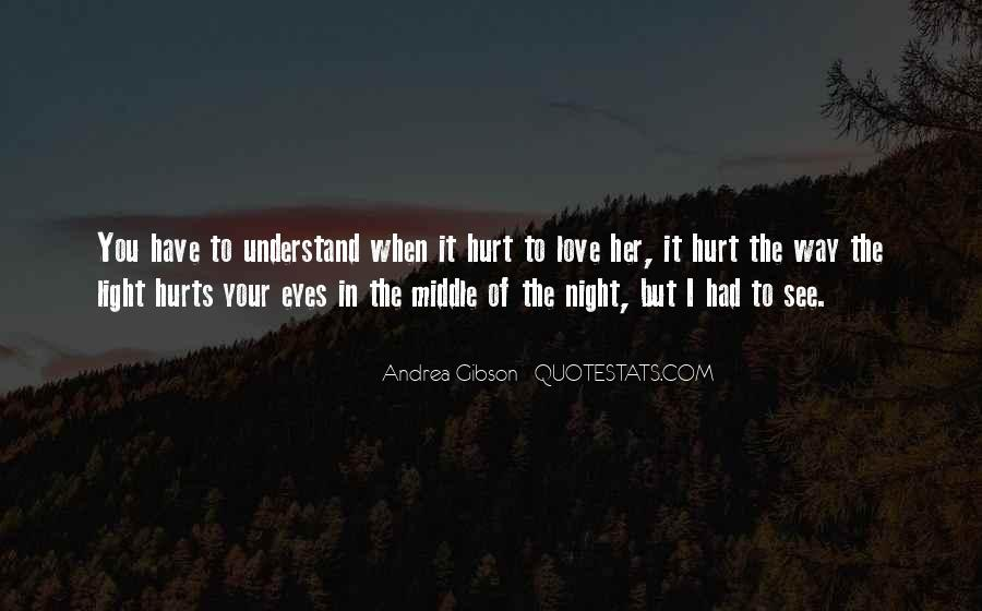Love You But Hurts Quotes #1486463