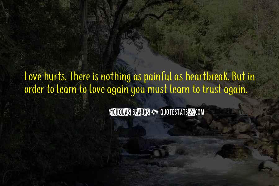 Love You But Hurts Quotes #1663258