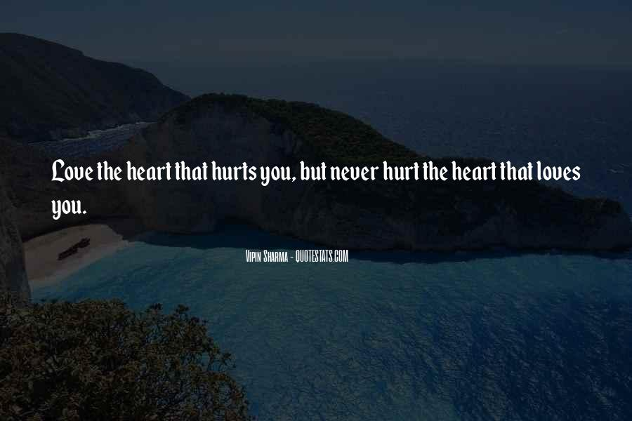 Love You But Hurts Quotes #1697451