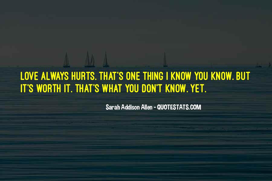 Love You But Hurts Quotes #610464