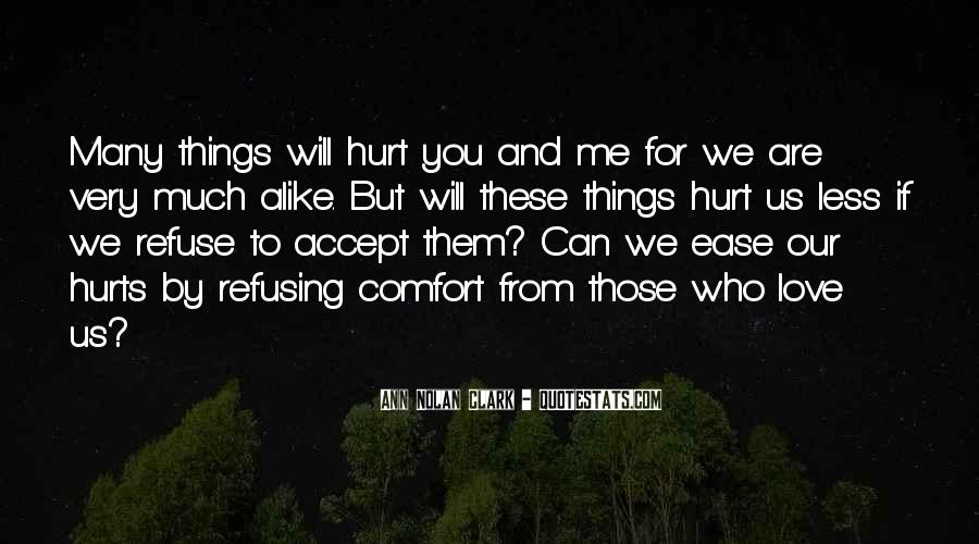 Love You But Hurts Quotes #828243