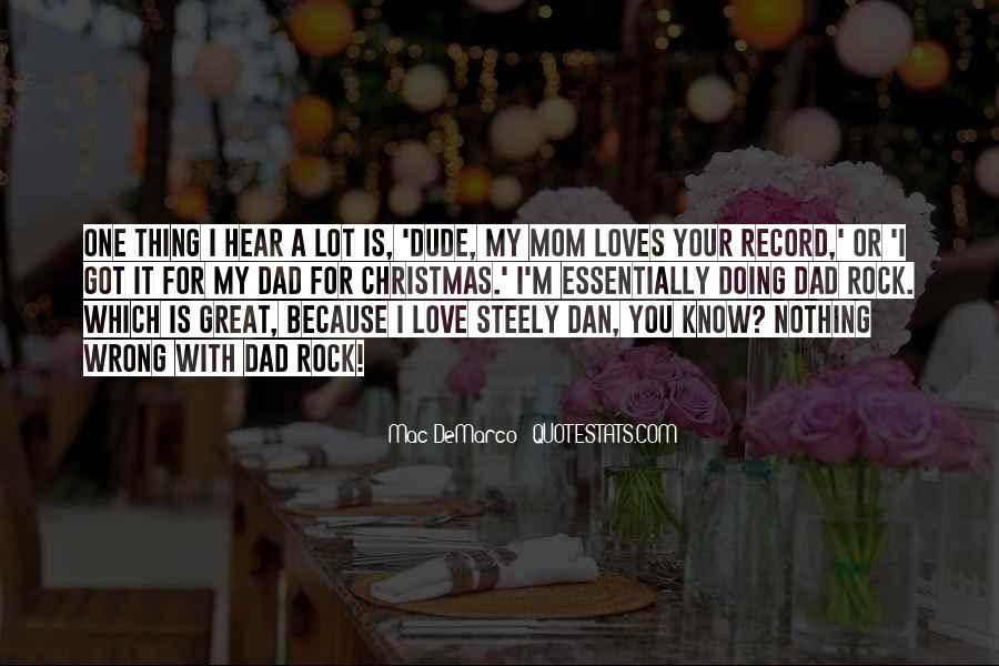 Love You Dad And Mom Quotes #1460587