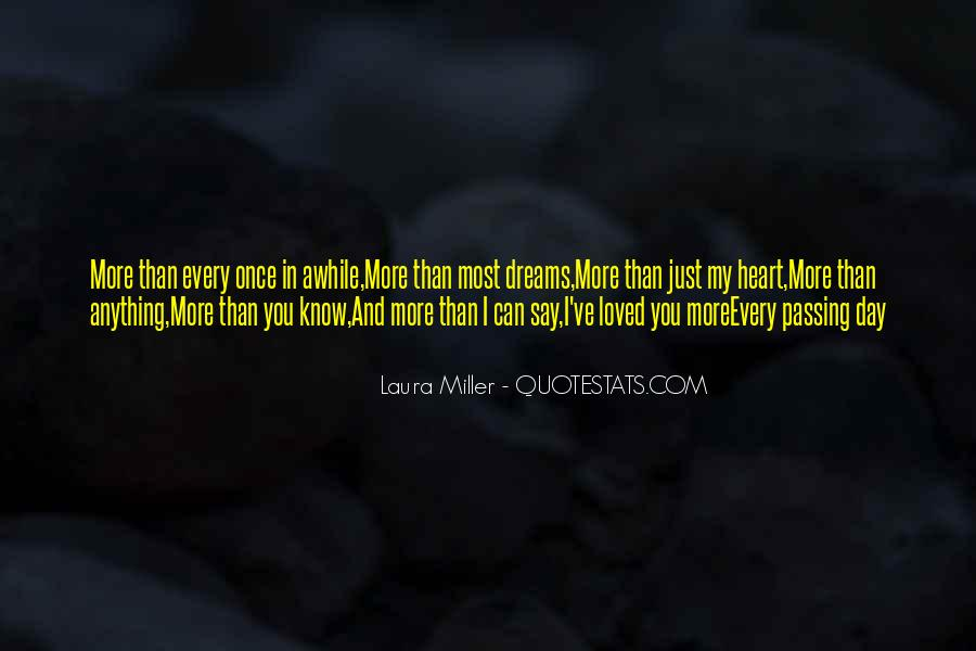 Love You In My Heart Quotes #197870