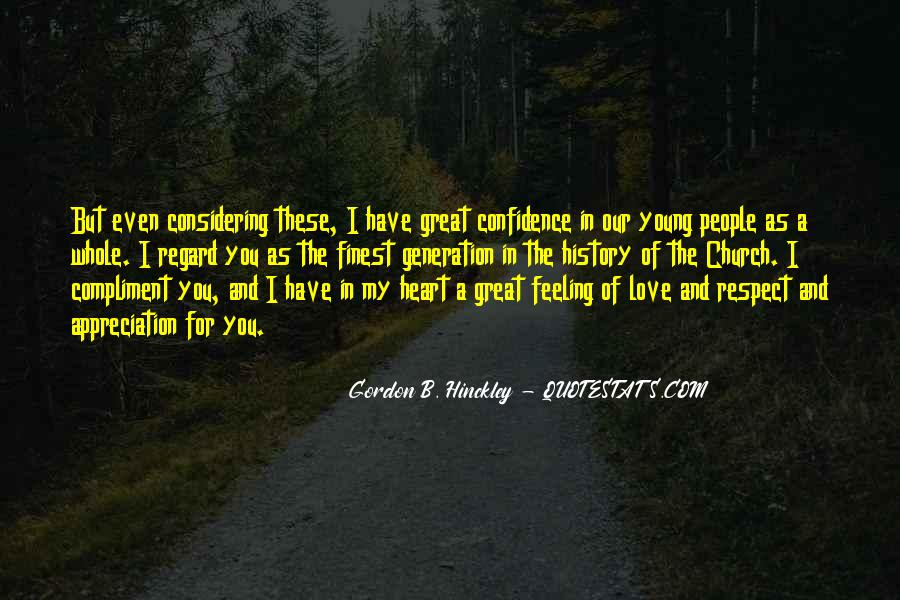 Love You In My Heart Quotes #365822