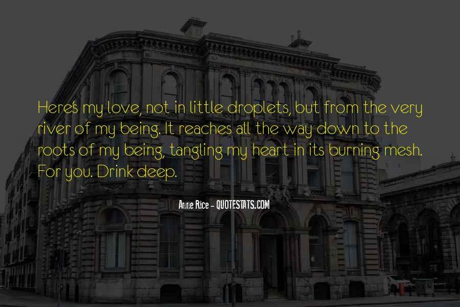 Love You In My Heart Quotes #372950
