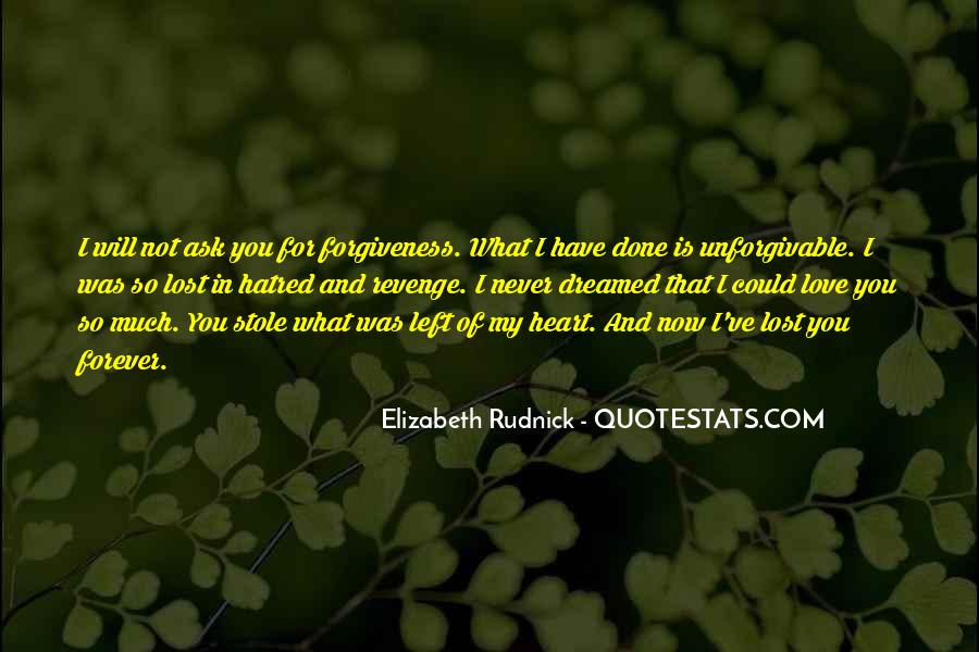 Love You In My Heart Quotes #445272