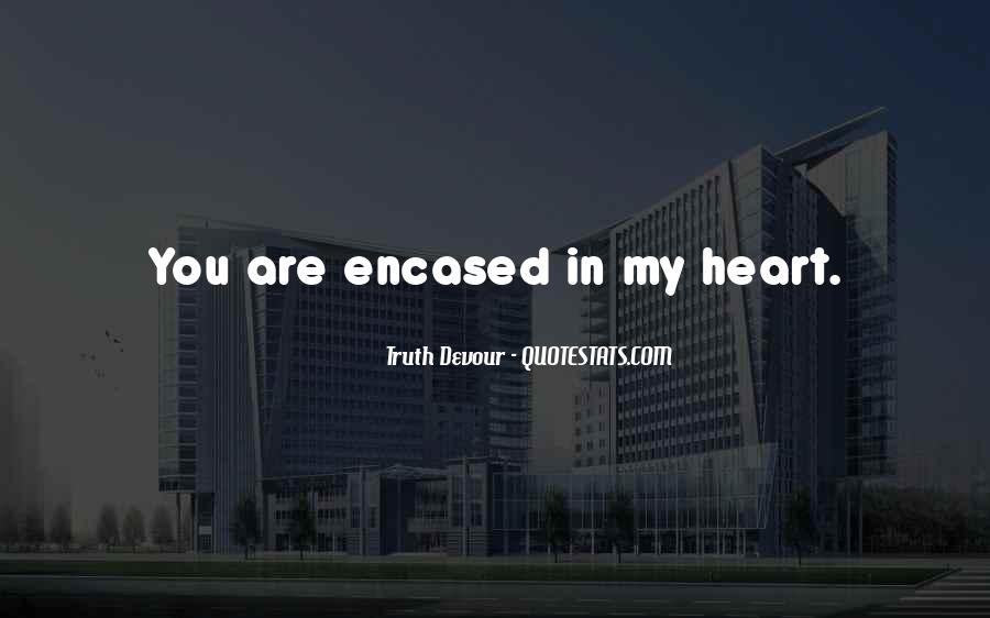 Love You In My Heart Quotes #5111