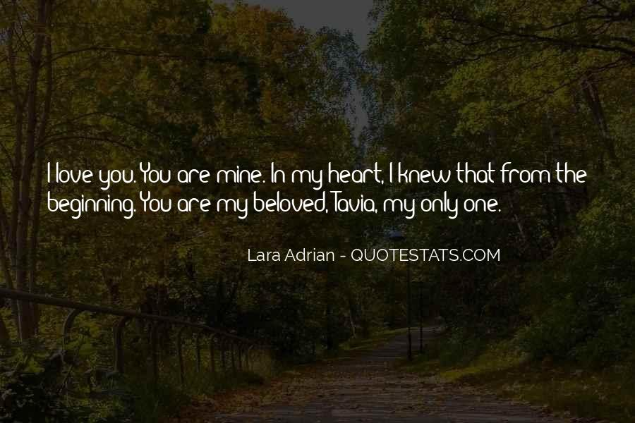 Love You In My Heart Quotes #539079
