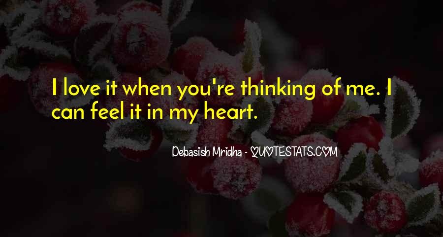 Love You In My Heart Quotes #559712