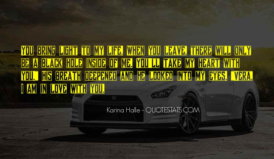 Love You In My Heart Quotes #588960
