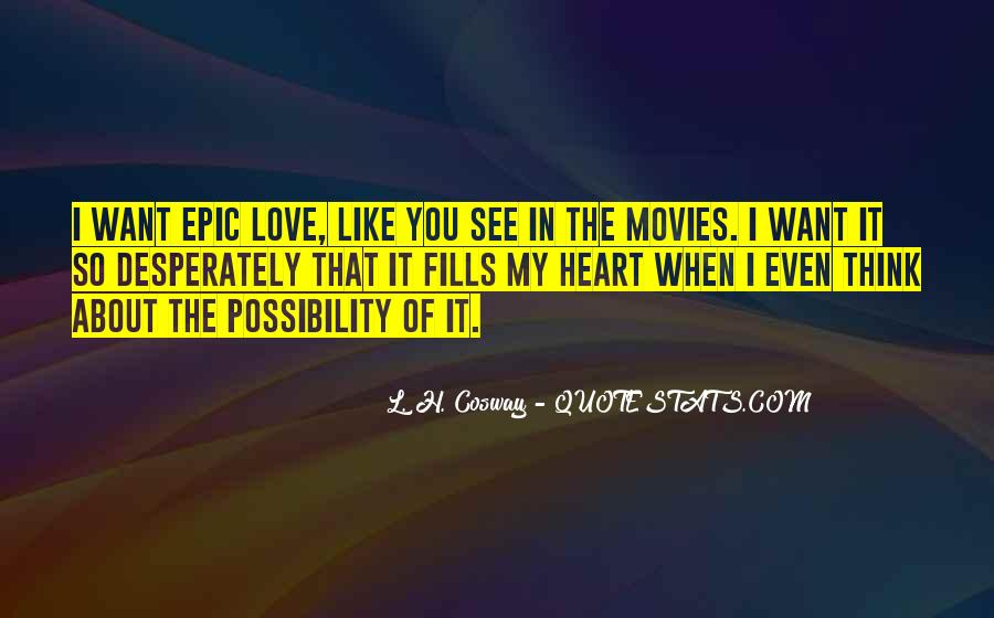 Love You In My Heart Quotes #606230
