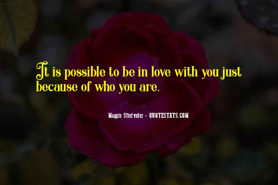 Love You Just Because Quotes #126269