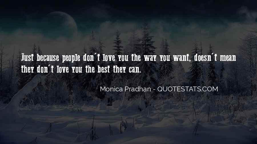 Love You Just Because Quotes #176198