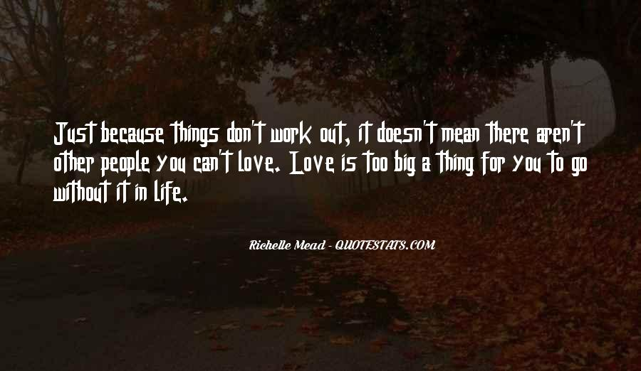 Love You Just Because Quotes #199418