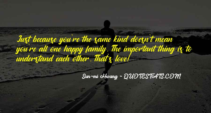 Love You Just Because Quotes #208757