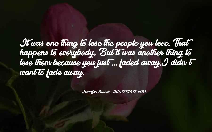 Love You Just Because Quotes #274378