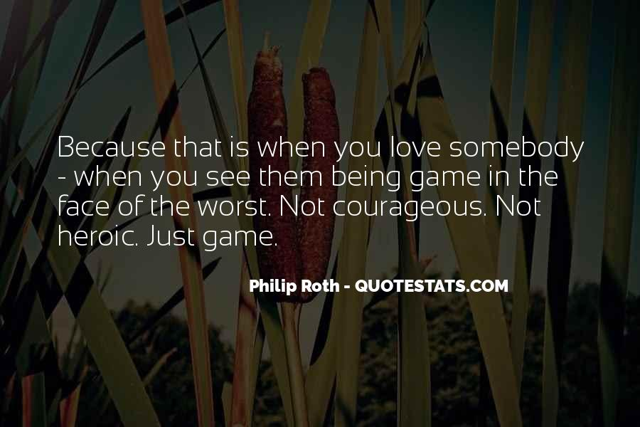 Love You Just Because Quotes #349568