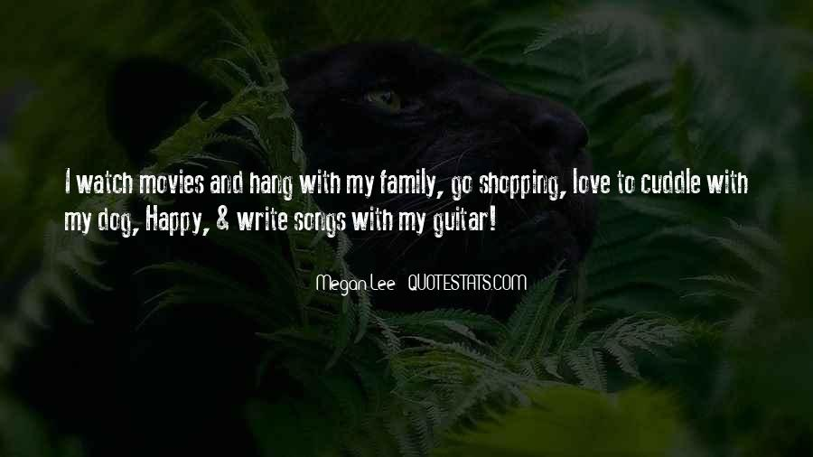Love You Like Family Quotes #24637