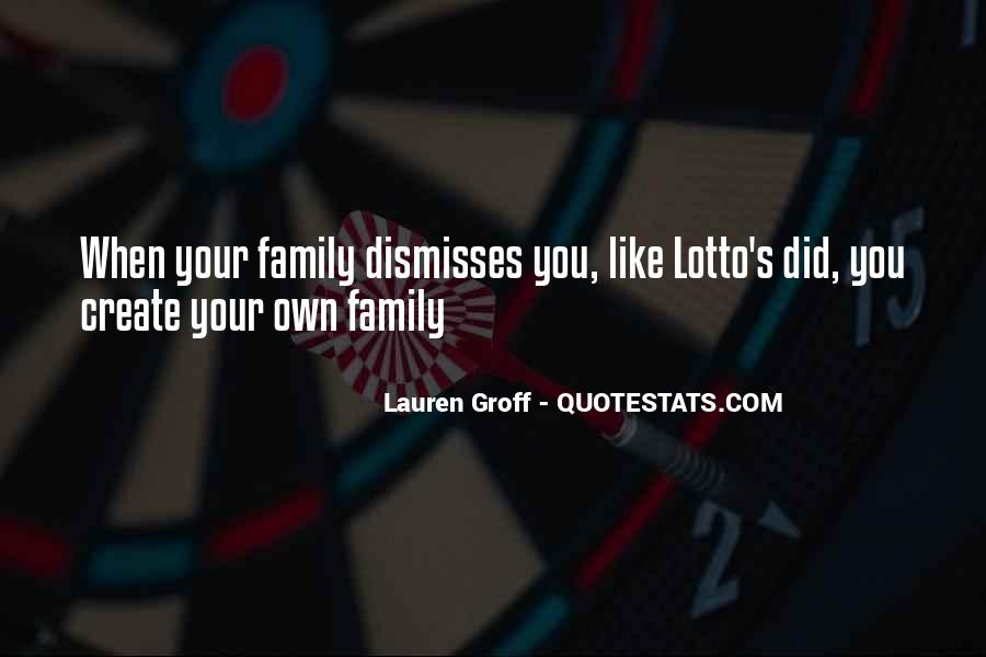 Love You Like Family Quotes #36101