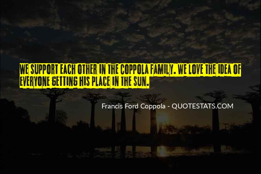 Love You Like Family Quotes #46092