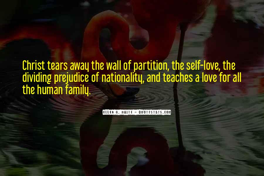Love You Like Family Quotes #58622